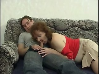 Fucked Into Ass Granny has..