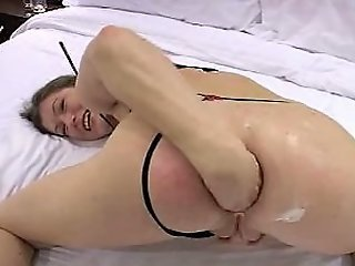 Rough Tryout #15 (Nasty Anal..