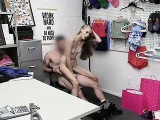 Office-holder MIke banged..