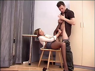 Secretary office sex in..