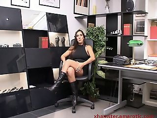 MILF Office Secretary in..