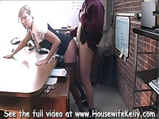 Sexy Secretary Sex in the..
